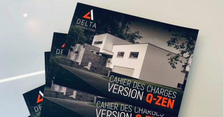 Cahier des charges Q ZEN Delta Constructions